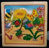 C2.011.5: Garden Bugs Puzzle