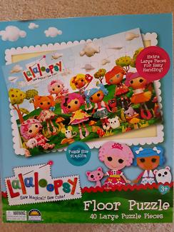 C2.021.7: Lalaloopsy Puzzle