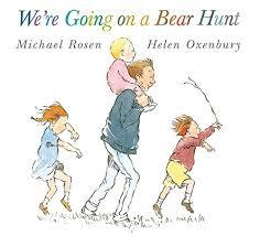 E3.974.1: WE'RE GOING ON A BEAR HUNT