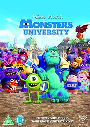 A6.003.7: Monsters University DVD