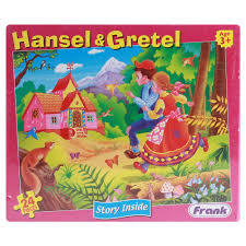C2.021.9: Hansel & Gretel Puzzle