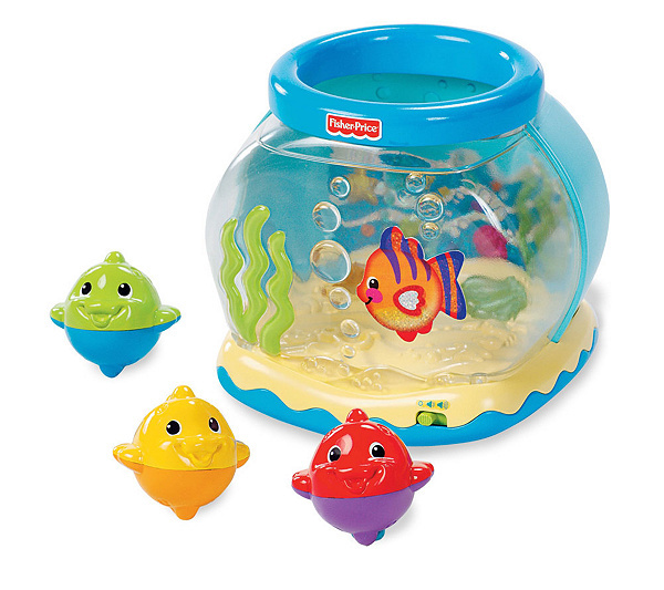 B2.047.3: Musical Fish Bowl