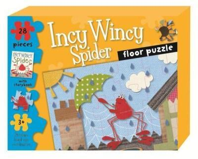 C2.970.1: Incy Wincy Spider floor puzzle