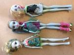 E2.997.5: Monster High dolls