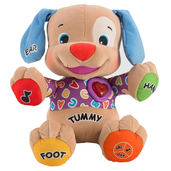 B1.260.1: Laugh and Learn Smart Stages Puppy