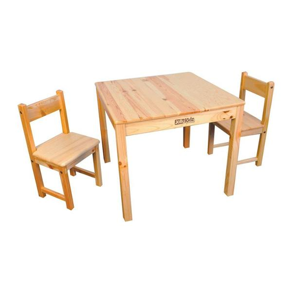 E2.949.2: Table and 2 Chairs