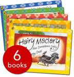 E3.720.3: Hairy Maclary 6 Book Set