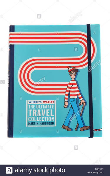 E3.960.2: Where's Wally- Ultimate Travel Collection