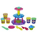 E2.981.5: Cupcake Tower Play-Doh set