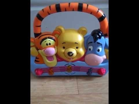 B2.512.1: Winnie the pooh, Tigger & Eeyore