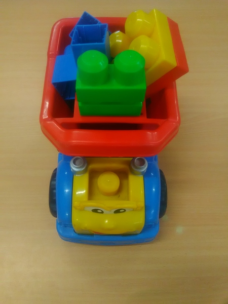 C3.027.2: Mega Blocks Car
