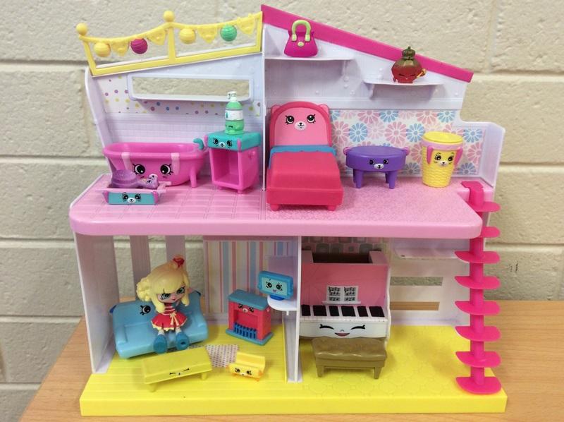 E2.999.3: Shopkins Happy Home