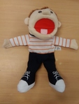 E2.112.63: Boy Puppet
