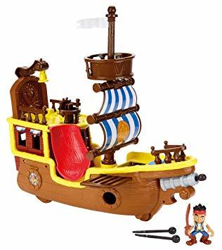 E2.969.3: Jake's Pirate Ship