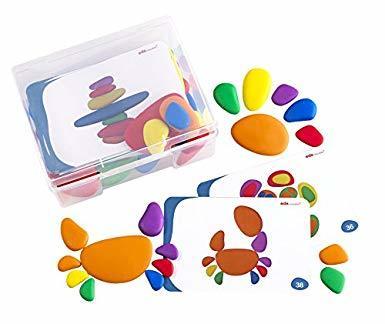 C4.997.2: Rainbow Pebbles