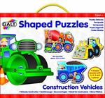 C2.952.4: Constructions Vehicle - 4 Puzzles