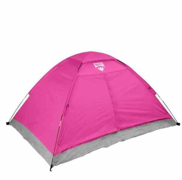 A1.001.7: Pink Dome Tent