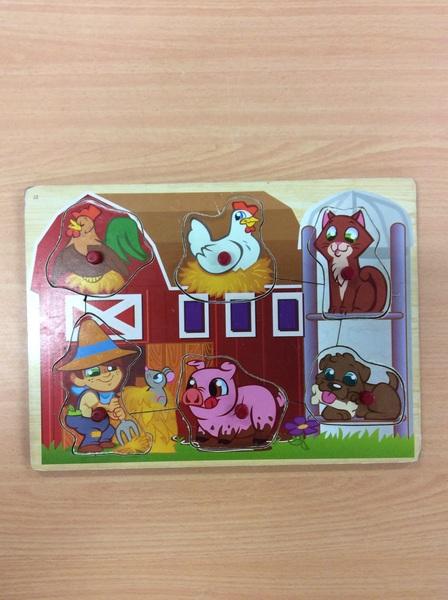 C2.536.3: Farm Puzzle