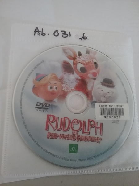 A6.031.6: Rudolph The Red Nosed Reindeer