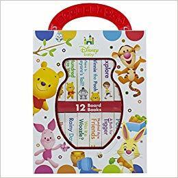 E3.913.2: Pooh Bear Book Block