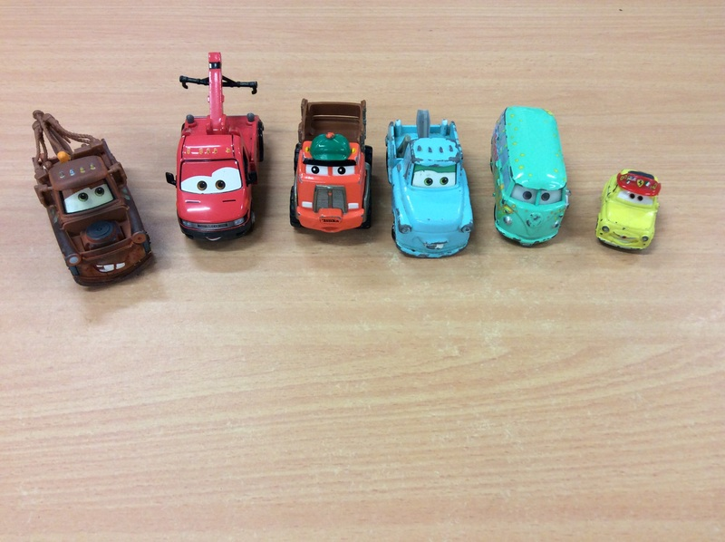 E2.110.8: Matchbox - CARS set