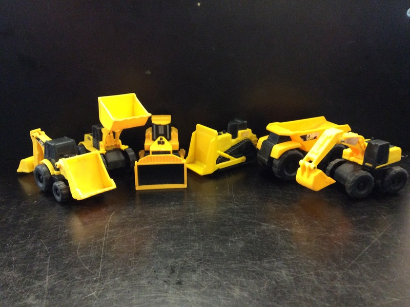 E2.110.13: Matchbox - Construction Vehicles