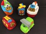 E2.326.9: Mixed Vehicles