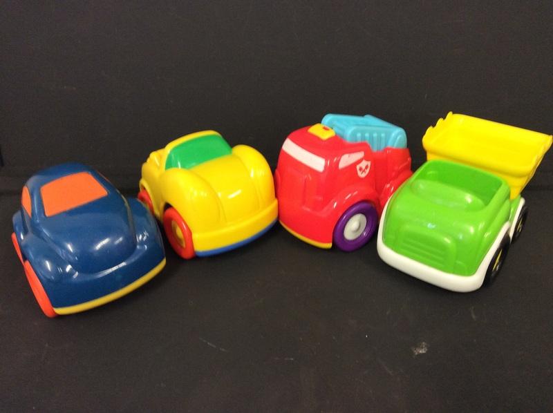 E2.326.10: Mixed Vehicles