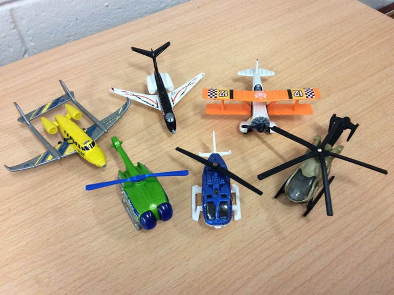 E2.326.11: Planes and Helicopters
