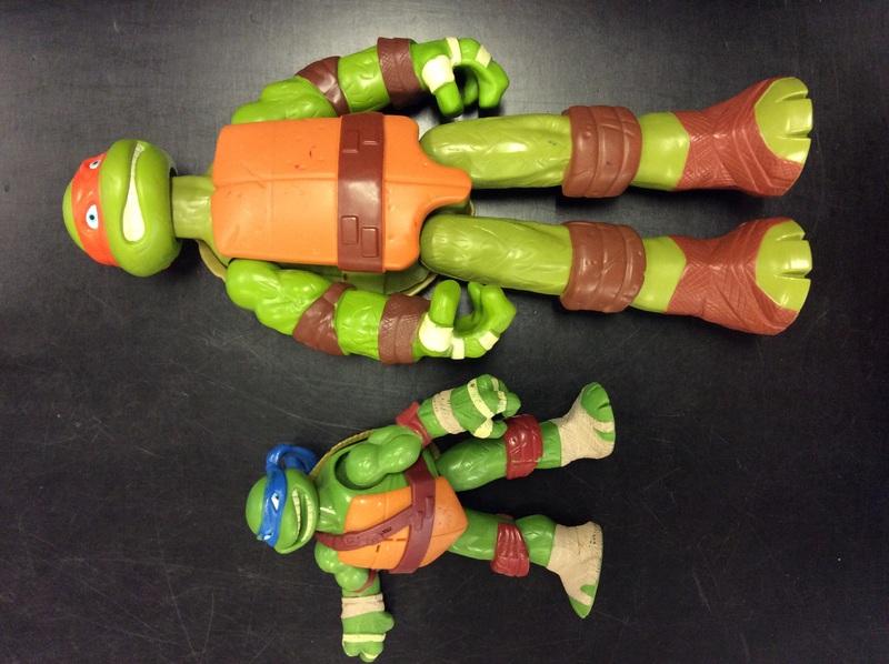 E2.336.3: Ninja Turtles Set