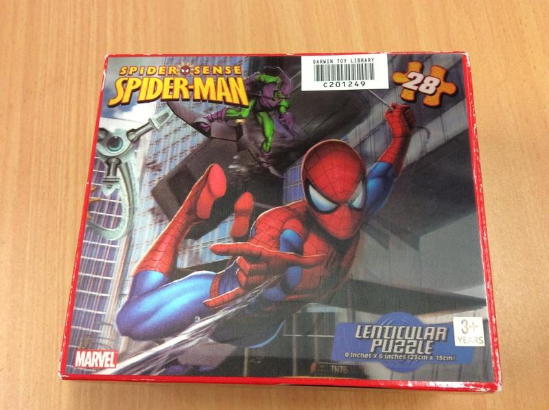 C2.021.15: Spiderman 3D Spider Sense