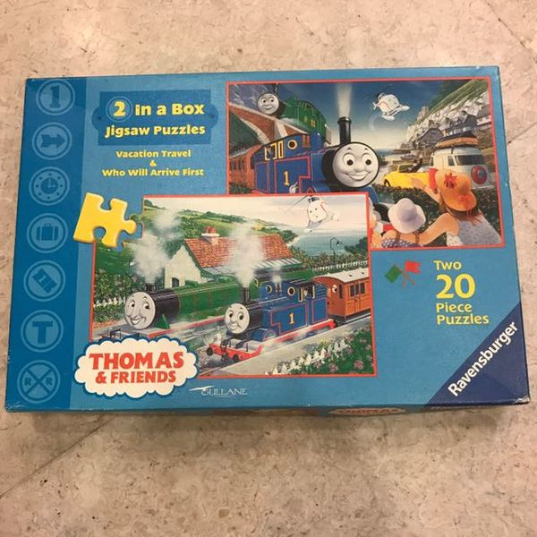 C2.021.17: Thomas and Friends Puzzle