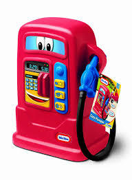 E2.012.5: LITTLE TIKES PETROL PUMP