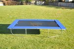 A1.003.4: LARGE TRAMPOLINE- BLUE PADS