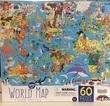 C2.051.16: World Map Floor Puzzle