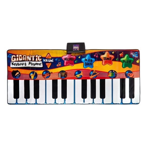 D2.359.5: Gigantic Keyboard Playmat