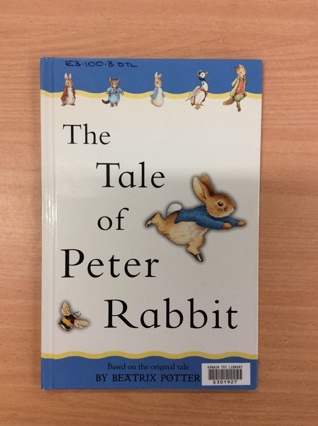 E3.100.3: The Tale of Peter Rabbit