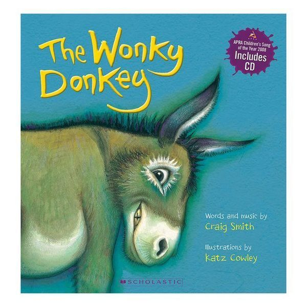 E3.291.2: The Wonky Donkey & CD