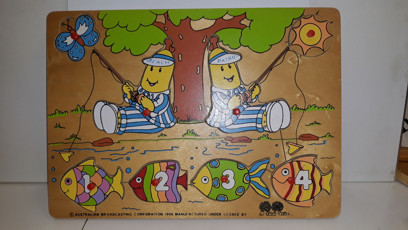 C2.010.5: Bananas in Pajamas Fishing