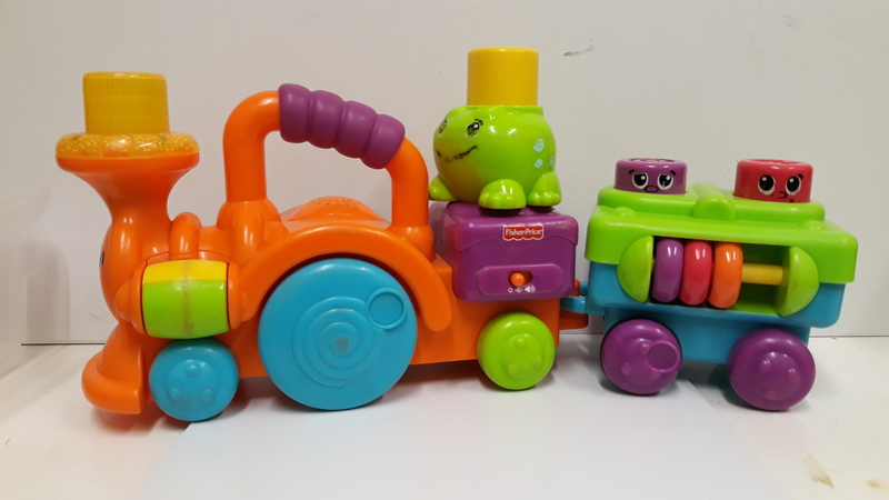 B1.254.5: Fisher-Price Little Train