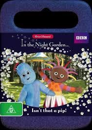A6.116.8: IN THE NIGHT GARDEN ISN'T THAT A PIP