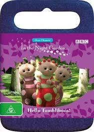 A6.116.9: IN THE NIGHT GARDEN HELLO TOMBLIBOOS!