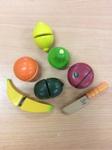 D1.011.2: Wooden Cutting Fruit Set