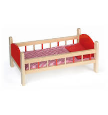 E2.244.7: Red Doll Cot