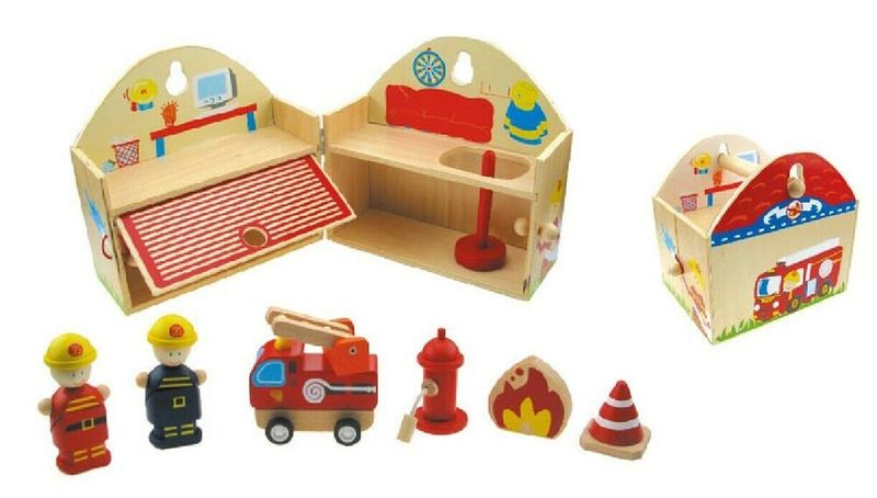 E2.754.2: FIRE STATION SET