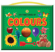 E3.062.11: MY FIRST BOOK BOOK OF COLOURS