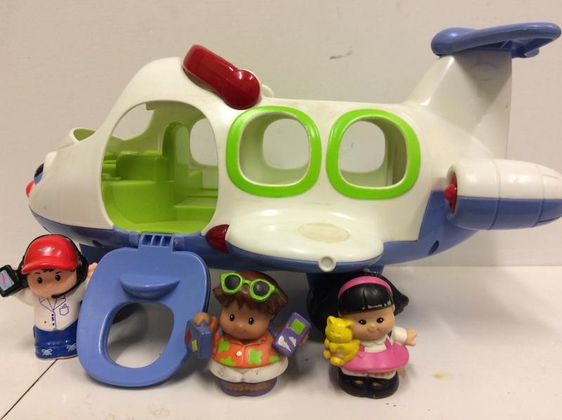 E2.469.4: Little People Plane