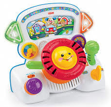 E2.115.6: See Me Drive Fisher Price