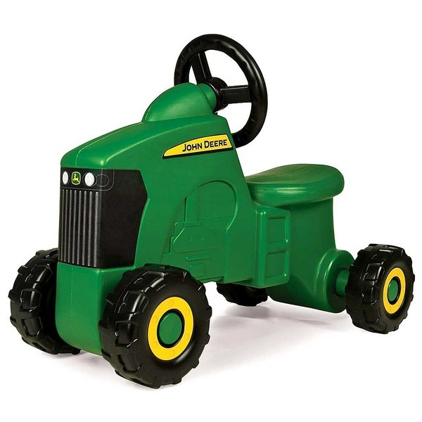 A1.034.3: JOHN DEERE RIDE ON TRACTOR