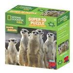C2.048.11: Meerkat 3D Puzzle